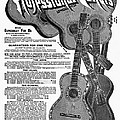 Sears Ad - Guitars 1902 by Granger