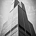 Sears-willis Tower Chicago by Paul Velgos
