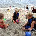 Seaside Friends by RL Rucker