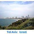 Seaside Paradise  Tel Aviv Israel by John Shiron