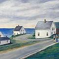 Seaside Village by Robert Harvey