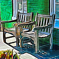 Seating For Two by Stephen Younts