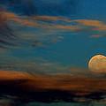 Second Full Moon 2012 by Ola Allen