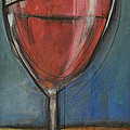 Second Glass Of Red by Tim Nyberg