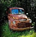 Second Vintage Dodge Truck by Kirk Gatzka