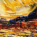 Sedona Sky by Karen  Ferrand Carroll
