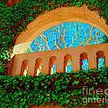 Sedona Viii by Christine S Zipps