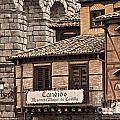 Segovia Spain by John Greim