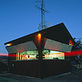 Seismological Laser Monitoring Parkfield Fault by David Parker