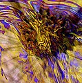 Seize The Day - Abstract Art by Carol Groenen