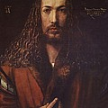 Self Portrait  Durer by Pg Reproductions