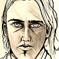 Self Portrait by John Jr Gholson