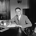 Senator Gerald P. Nye 1892�1971 U.s by Everett