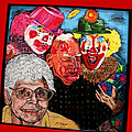 Send In The Clowns by Karen Elzinga