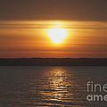 Seneca Lake Sunrise by William Norton
