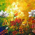 Sentient Flowers by Uma Devi