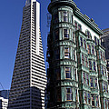 Sentinel Building San Francisco by Garry Gay