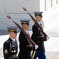 Sentinels At The Tomb by Dan Wells