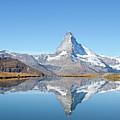 Serene Matterhorn by Monica and Michael Sweet