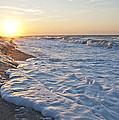 Serene Sunrise by Betsy Knapp
