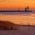 Serenity Beach by Bill Pevlor