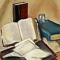 Sermon Preparation by Rita Lackey