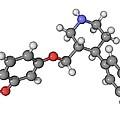 Seroxat Antidepressant Drug Molecule by Laguna Design