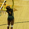 Serving The Match by Laddie Halupa