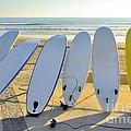 Seven Surfboards by Carlos Caetano