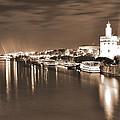 Sevilha By The River by Nuno Lorador Pires