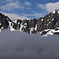 Seward Mountain Range by Wes and Dotty Weber