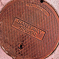 Sewer Cover by Bill Owen