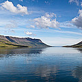Seydisfjordur Fjord by Greg Dimijian