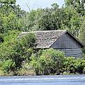 Shack On The River by Jennifer Stockman