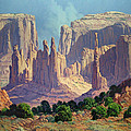 Shadows In The Valley by Randy Follis