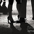 Shadows Of Tango by Leslie Leda