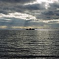 Shag Rock Cavendish Newfoundland by Desmond Raymond