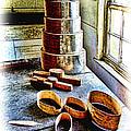 Shaker Box Making Vignette  by Mark Sellers