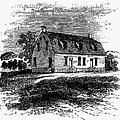 Shaker Church, 1875 by Granger