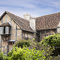 Shakespeare's Birthplace. by Jane Rix