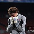 Shaktars Goalkeeper by Agusti Pardo Rossello