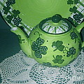 Shamrock Tea by Nancy Patterson