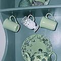 Shamrocks On The Shelf by Nancy Patterson