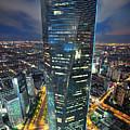 Shanghai Tower by Blackstation