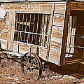 Shaniko Paddy Wagon by Cindy Wright