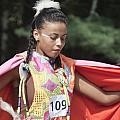 Shawl Dancer 109 by Steven Natanson