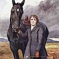 She Chose Me For Her Horse by Ken Welsh