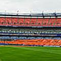 Shea Stadium Pano by Dennis Clark