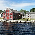 Shelburne Waterfront Ll by Daryl Macintyre