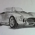 Shelby Cobra by Aaron Mayfield